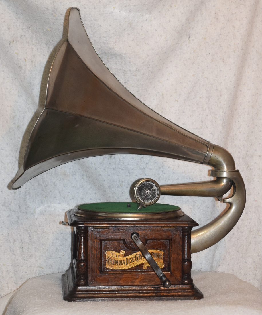 Columbia Disc Graphophone Type BI
