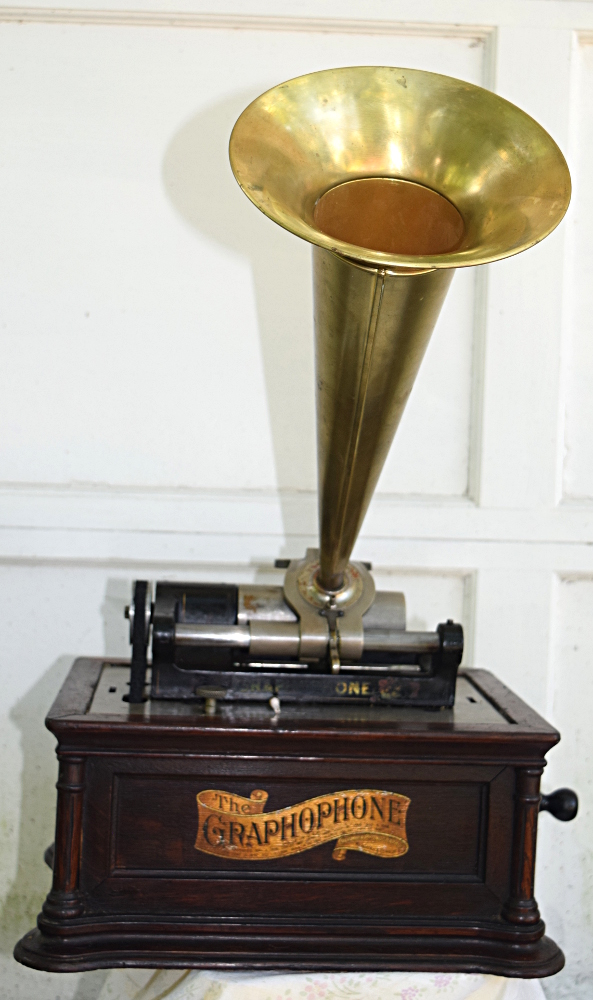Columbia Graphophone Type BE