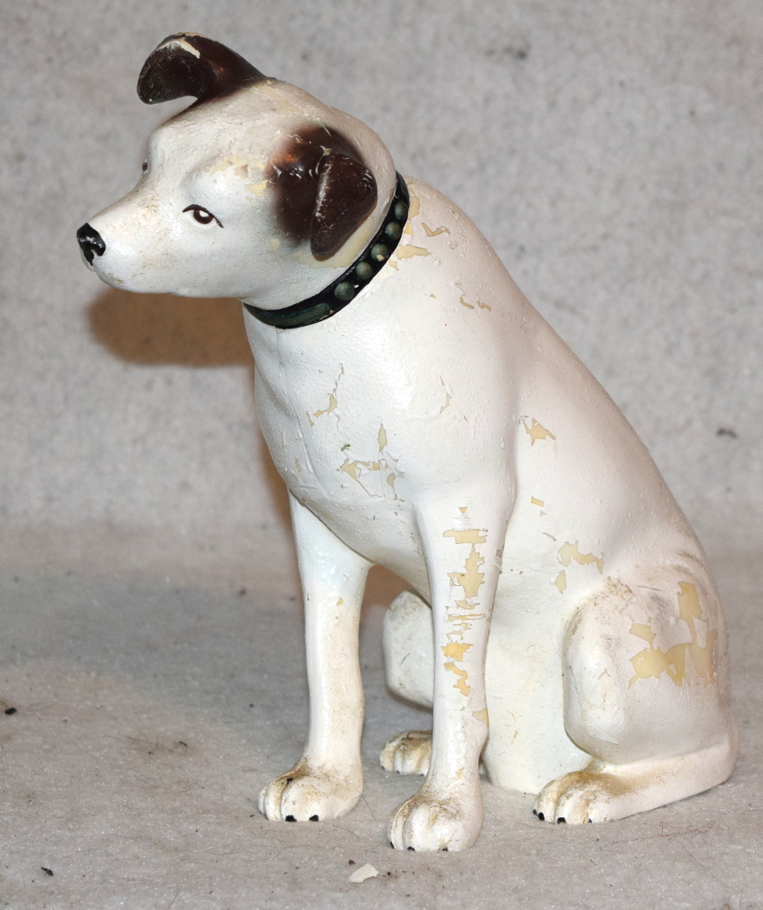 Antique Victor Dog - Nipper