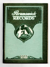 an image of Brunswick records 1922 catalogue