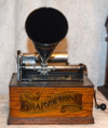 an image of Columbia Graphophone Type A