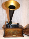 an image of Edison Standard Phonograph - 2 & 4 minute