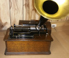 an image of Edison Home Phonograph, Model B, restored