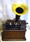 an image of Edison Standard Phonograph - Mechanically Restored