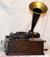 an image of Edison Home Phonograph Restored, Original Finish