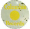 an image of Large Columbia records sign