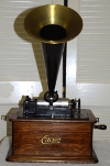 an image of Edison Standard Phonograph - Model B - Restored