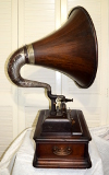 an image of Edison Opera Phonograph - All Original