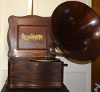 an image of 15.5 inch Regina Reginaphone music box - complete
