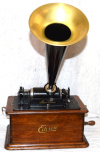an image of Edison Standard Phonograph - Rebuilt and Restored