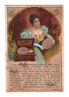 an image of Stella music box trade card