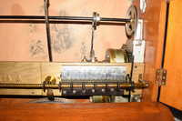 a second thumbnail of 27 inch Regina music box automatic changer for sale