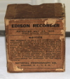 an image of Edison two minute recorder