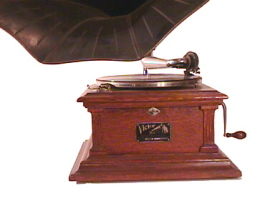 Victor talking machine, Victor III