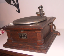 Victor talking machine, Victor V