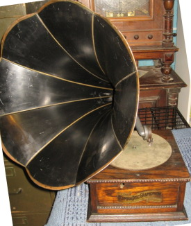 Columbia Graphophone Type BN