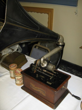 Columbia Graphophone Type BKT