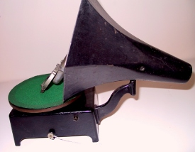 Little Wonder phonograph