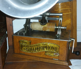 Perfected Graphophone, Bell Tainter G