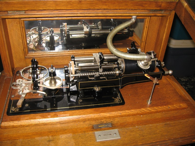 Edison Electric Coin Operated Phonograph